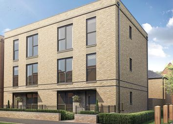 "Thumbnail 4 bedroom semi-detached house for sale in ""Maison"" at Hauxton Road, Trumpington, Cambridge"