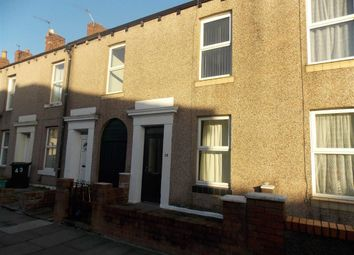 Thumbnail 3 bed terraced house to rent in Nelson Street, Carlisle