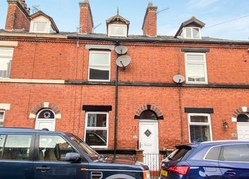 Thumbnail 4 bed terraced house for sale in Southbank Street, Leek
