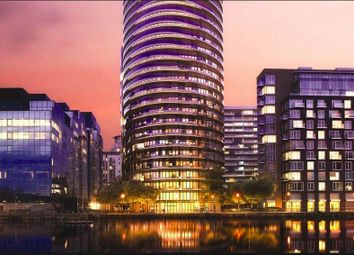 Thumbnail Studio for sale in Baltimore Tower, Canary Wharf, Docklands, London