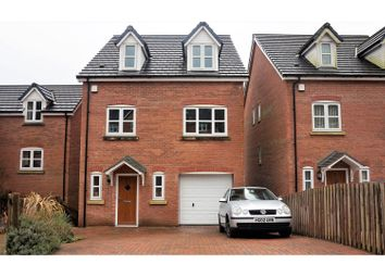 Thumbnail 4 bed detached house for sale in Garwed Gardens, Neath