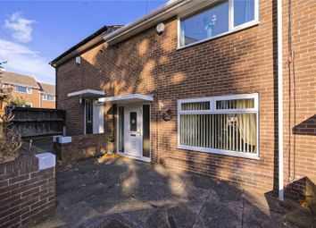 Thumbnail 2 bed terraced house for sale in Snowden Crescent, Leeds, West Yorkshire
