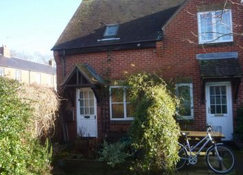 Thumbnail 1 bedroom end terrace house to rent in Bosley Crescent, Wallingford