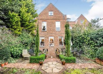 3 bed terraced house for sale in Cobbett Hill Road, Guildford, Surrey GU3