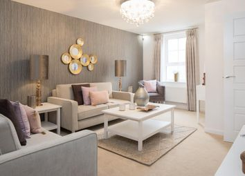 "Thumbnail 3 bed terraced house for sale in ""Finchley"" at Bawtry Road, Bessacarr, Doncaster"