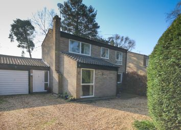 Thumbnail 3 bed detached house for sale in Verran Road, Camberley