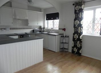 Thumbnail 1 bed flat to rent in Exeter Drive, Riverside, Tamworth