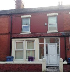 Thumbnail 7 bed terraced house to rent in Russell Road, Allerton, Liverpool