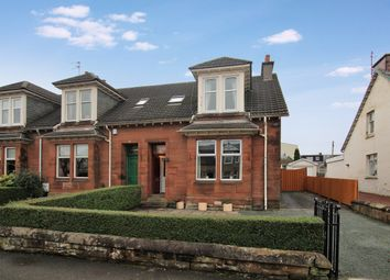 Thumbnail 4 bed end terrace house for sale in Manse Road, Motherwell