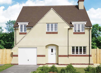 Thumbnail 4 bed detached house for sale in The Tetbury, Garden View, Off Hilary Rise, Pontywaun