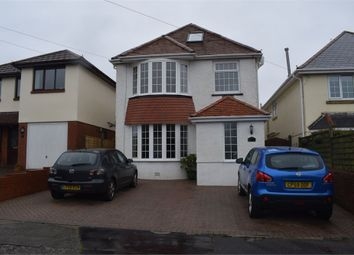 Thumbnail 4 bed detached house for sale in Lady Housty Avenue, Newton, Swansea