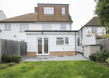 Thumbnail 4 bed property to rent in Wise Lane, Mill Hill, London