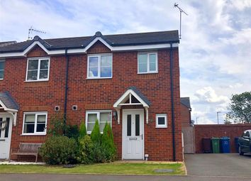 Thumbnail 3 bed semi-detached house for sale in Salt Works Lane, Weston, Stafford
