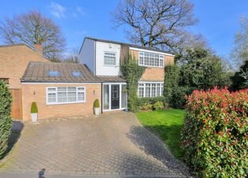 Thumbnail 4 bed detached house for sale in Crown Street, Redbourn, St. Albans