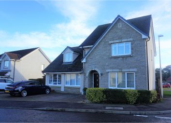 Thumbnail 6 bed detached house for sale in Esk Gardens, Carnoustie
