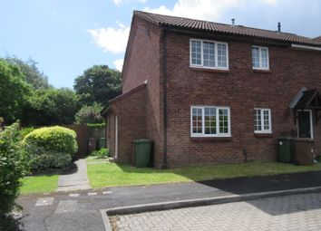 Thumbnail 1 bedroom terraced house to rent in Parsons Close, Staddiscombe, Plymstock, Plymouth