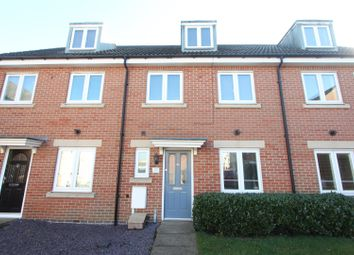 Thumbnail 4 bedroom town house for sale in Richmond Gate, Hinckley