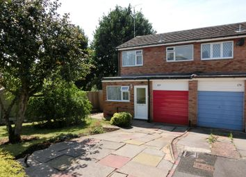 Thumbnail 3 bed semi-detached house for sale in Myton Drive, Solihull Lodge, Solihull