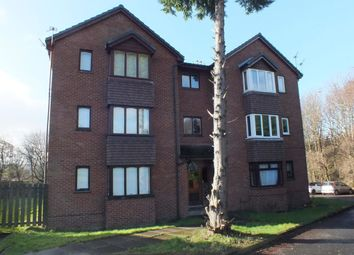 Thumbnail 1 bed flat to rent in Brandon Place, Bellshill