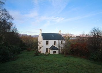 Thumbnail 5 bed detached house for sale in The Manse, Appin