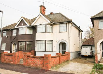 Thumbnail 4 bedroom semi-detached house to rent in Oval Road South, Dagenham