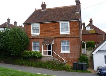 Thumbnail 2 bed flat to rent in Fletching Street, Mayfield, East Sussex