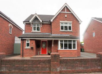 Thumbnail 4 bedroom detached house for sale in Dibdale Road West, Dudley