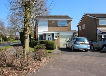 Thumbnail 3 bed detached house for sale in Lapwing Close, Rochdale
