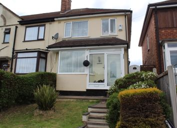 Thumbnail 3 bed semi-detached house for sale in Oundle Road, Kingstanding, Birmingham