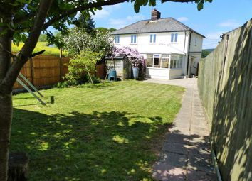 Thumbnail 3 bed semi-detached house for sale in Cop Hill, Itton, Chepstow