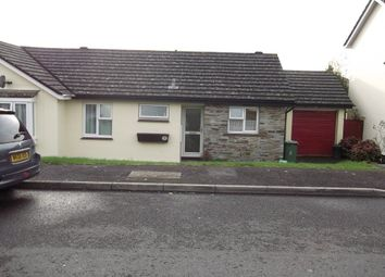 Thumbnail 3 bed bungalow to rent in Gate Field Road, Bideford