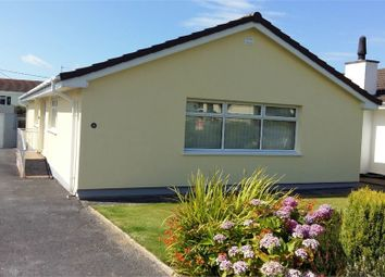 Thumbnail 3 bed detached bungalow for sale in Cae Martha, Llanarth, Ceredigion
