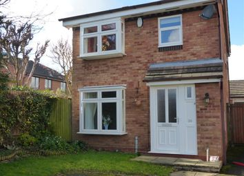 Thumbnail 3 bed property to rent in Sunbury Avenue, Lichfield