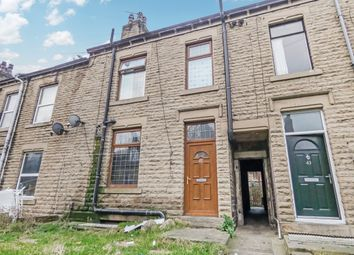 Thumbnail 3 bed terraced house for sale in Norman Road, Birkby, Huddersfield