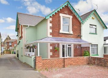 Thumbnail 3 bed semi-detached house for sale in Leed Street, Sandown, Isle Of Wight