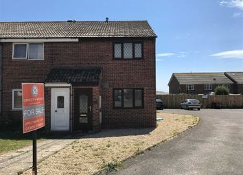 Thumbnail 2 bed end terrace house for sale in Sandpiper Way, Weymouth, Dorset