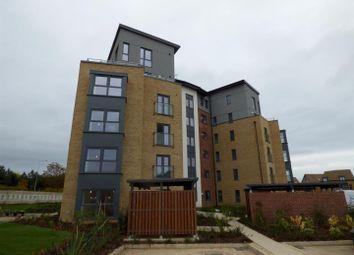Thumbnail 2 bed flat to rent in Atlas Way, Milton Keynes Village, Milton Keynes