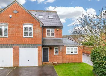 Thumbnail 5 bed semi-detached house for sale in Fallow Fields, Loughton