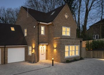 Thumbnail 4 bed link-detached house for sale in South Park View, Gerrards Cross, Buckinghamshire