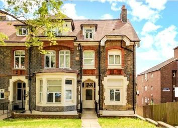 Thumbnail 1 bed flat to rent in Mount View Road, Finsbury Park, London
