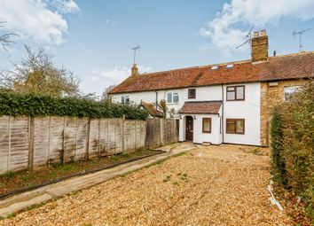 Thumbnail 3 bed cottage for sale in Station Road, Letty Green, Hertford