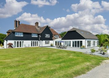 Thumbnail 10 bed detached house for sale in Orltons Lane, Rusper, Horsham