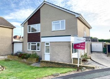 Thumbnail 3 bed detached house for sale in Creech Way, Weymouth