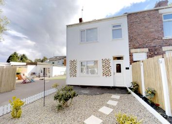Thumbnail 3 bed semi-detached house for sale in Dean Cottages, Eldon Lane, Bishop Auckland