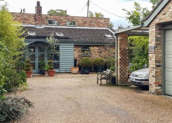 Thumbnail 3 bed detached bungalow for sale in Mill View, London Road, Great Chesterford, Saffron Walden