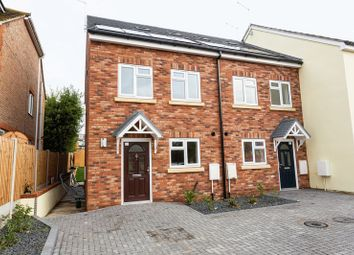 Thumbnail 3 bed terraced house for sale in Rayleigh Road, Eastwood, Leigh-On-Sea