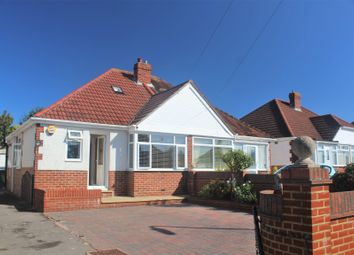 Thumbnail 2 bed detached bungalow for sale in The Crossway, Portchester, Fareham
