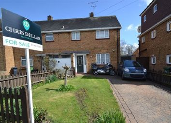 Thumbnail 2 bedroom property for sale in Whitefields Road, Cheshunt, Waltham Cross