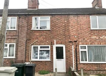 Thumbnail 2 bed terraced house for sale in Newtown, Spilsby, Lincolnshire, England