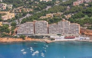 Thumbnail 2 bed apartment for sale in Port Adriano, Balearic Islands, Spain